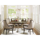 Lexington Tower Place 5-Piece Round Dining Table Set
