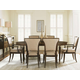Lexington Tower Place 7-Piece Oval Dining Table Set
