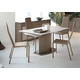 Domitalia Discovery 5pc Rectangular Dining Room Set w/ Cliff Chairs