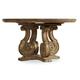 Hooker Furniture Solana Pedestal Dining Table 5291-75203
