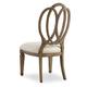 Hooker Furniture Solana Wood Back Side Chair (Set of 2) 5291-75410