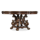 Hooker Furniture Grand Palais 60in Round Pedestal Dining Table 5272-75203