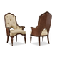 Hooker Furniture Grand Palais Host Chair (Set of 2) 5272-75501 SPECIAL