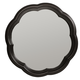 Legacy Classic Haven Scalloped Accent Mirror in Blackberry 3511-0800