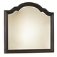 Legacy Classic Haven Bureau Mirror in Blackberry 3511-0300