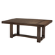 Ashley Watson Rectangular Dining Room Table in Dark Brown D541-25