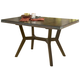 Hillsdale Arbor Hill Extension Dining Table in Colonial Chestnut 4232-814