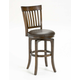 Hillsdale Arbor Hill Swivel Bar Stool in Colonial Chestnut (Set of 2) 4232-830S