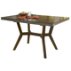 Hillsdale Arbor Hill Extension Gathering Table in Colonial Chestnut 4232-835