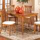 Hillsdale Bayberry Rectangle Dining Table in Oak 4766-816