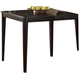 Hillsdale Bayberry Counter Height Gathering Table in Dark Cherry 4783-835