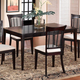 Hillsdale Bayberry Rectangle Dining Table in Dark Cherry 4783-816