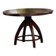 Hillsdale Nottingham Counter Height Table in Dark Walnut 4077-835-6