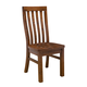 Hillsdale Outback Side Chair in Distressed Chestnut (Set of 2) 4321-804KD