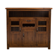 Hillsdale Outback Wine Rack in Distressed Chestnut 4321-890