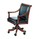 Hillsdale Palm Springs Game Chair in Medium Brown Cherry (Set of 2) 4185-800