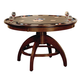 Hillsdale Palm Springs Game Table in Medium Brown Cherry 4185-810-1