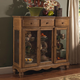 Hillsdale Hamptons Buffet in Weathered Pine 4608-850