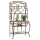 Hillsdale Brookside Baker's Rack in Brown Powder Coat 4815-850