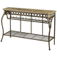 Hillsdale Brookside Fossil Server in Brown Powder Coat 4815-852
