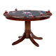 Hillsdale Warrington Game Table in Rich Cherry 6125-810-811