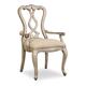 Hooker Furniture Chatelet Splatback Arm Chair in Antique Linen (Set of 2) 5350-75400