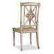Hooker Furniture Chatelet Fretback Side Chair (Set of 2) 5351-75310