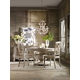 Hooker Furniture Chatelet 5pc Round Dining Table Set