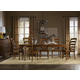Hooker Furniture Tynecastle 7pc Rectangle Dining Table Set
