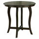 Hillsdale Wilmington Round Counter Height Dining Table in Cappuccino 4933-835-836