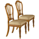 Hillsdale Wilshire Dining Chair in Antique Pine (Set of 2)  4507-802