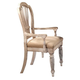 Hillsdale Wilshire Dining Arm Chair in Antique White (Set of 2) 4508-805