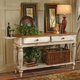 Hillsdale Wilshire Sideboard in Antique White 4508-856-857