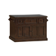 Hillsdale Tuscan Retreat™ Three Drawer Four Door Large Granite Top Kitchen Island in Park Avenue 4793-916W
