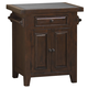 Hillsdale Tuscan Retreat™ Granite Top Small Kitchen Island in Park Avenue 4793-855W