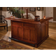 Hillsdale Classic Large Bar with Side Bar in Cherry 62578A/88A/77A