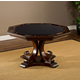 Hillsdale Harding Game Table in Lightly Distressed Burnished Cherry 6234-810/811