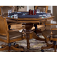Hillsdale Nassau Game Table in Brown 6060-810/811
