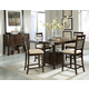 Standard Furniture Avion 6-pc Counter Height Dining Set in Cherry
