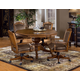 Hillsdale Nassau 5pc Game Room Set in Brown