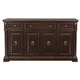 Bernhardt Pacific Canyon Buffet in Coffee Bean 349-132