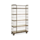 Universal Furniture Cordevalle The Bakery Rack in Heirloom Finish 313674
