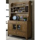 Liberty Furniture Town & Country  Buffet With Hutch in Sandstone 603-CBH6085