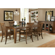 Liberty Furniture Arbor Hills 7 Piece Rectangular Dining Set  in Sandstone