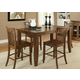 Liberty Furniture Arbor Hills 5 Piece Gathering Dining Set  in Sandstone
