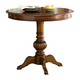 Liberty Furniture Crystal Lakes Round Pub Table in Toffee 97-PUBB4242