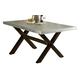 Liberty Furniture Keaton Gathering Table in Charcoal 219-GT3876