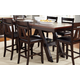 Liberty Furniture Lawson Gathering Table in Light/Dark Expresso 116-GTB4078 EST SHIP TIME IS 4 WEEKS CODE:UNIV20 for 20% Off