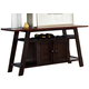 Liberty Furniture Lawson Server in Light/Dark Expresso 116-SR6033