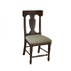 A-America Andover Park T-Back Side Chair in Antique Cherry (Set of 2) ADVAC257K